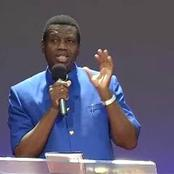 See Pastor Adeboye's powerful prayers to all March celebrants that has stirred reactions