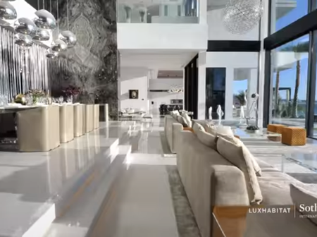 Photos: The Most Expensive Villa In Dubai Sold For N7Billion