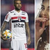 Meet the Beautiful Wife of Soccer Star Dani Alves