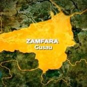 Breaking News: Gunmen storm Zamfara school, abduct 300 female students.