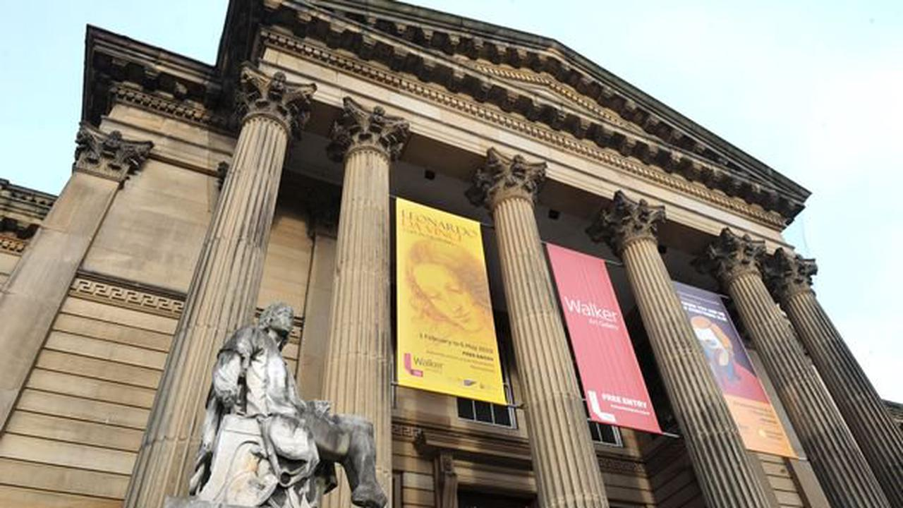 New measures in place at Walker Art Gallery after masonry falls