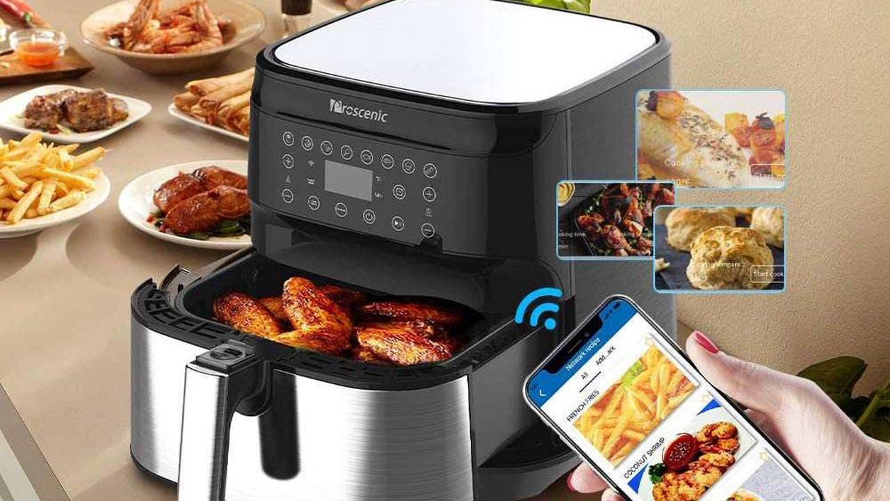 This new air fryer has an awesome feature Amazon shoppers are raving about