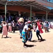 Ruto! Ruto! Chants Fill Karatina Market as Traders Disown BBI in Nyeri (Video)