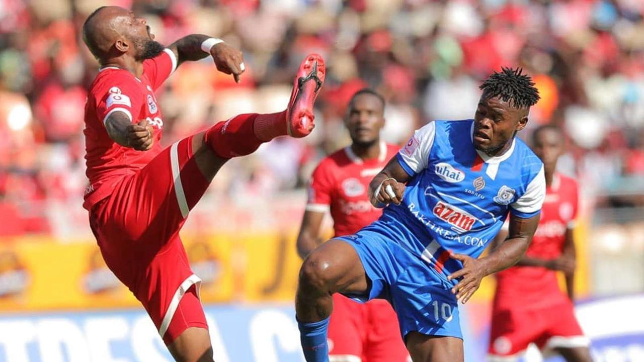 Wawa: No team capable of stopping Simba SC march to title