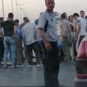 الدماء تسير علي طريق القاهرة.. وفاة ١١ مواطن في حادث مروع قبل قليل.. تعرف على التفاصيل
