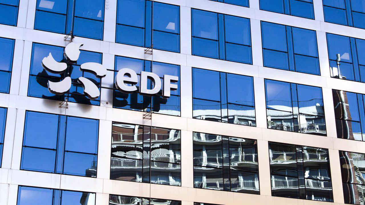 Emmanuel Macron suspend le projet de réforme d'EDF