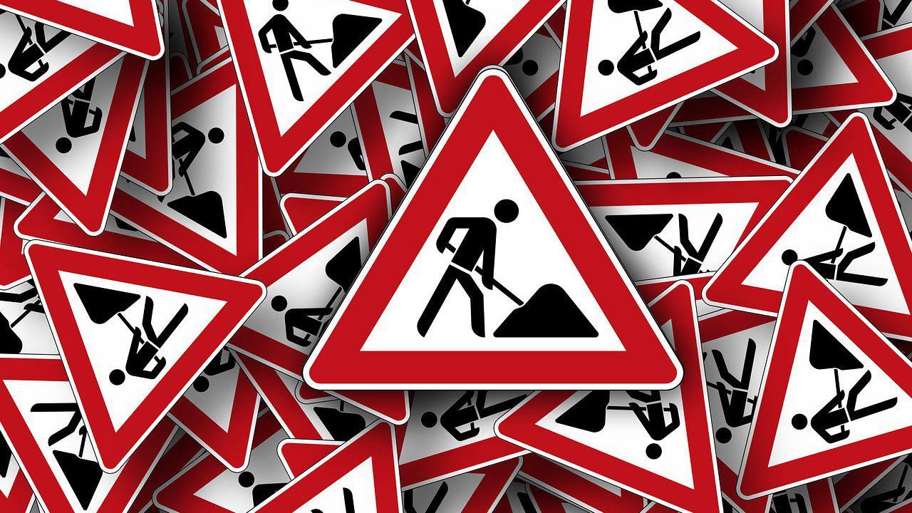St. Ingbert: Baustellen, Sperrungen und Verkehrsbehinderungen
