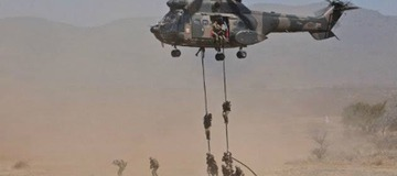 SANDF Special Forces Deployed in Mozambique - MP