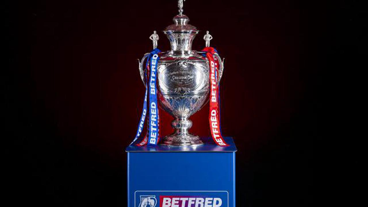RFL issues Challenge Cup Final ticket update