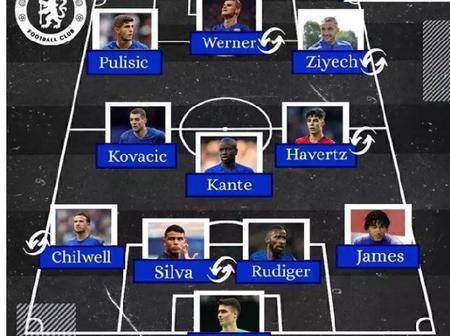 This Chelsea Squad Could Extend Their Unbeaten Run To 6 Games With A Win Over Burnley At Turf Moor