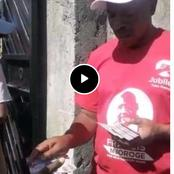VIDEO: Jubilee MP Filmed Bribing London Ward Voters Ahead Of Upcoming By-election