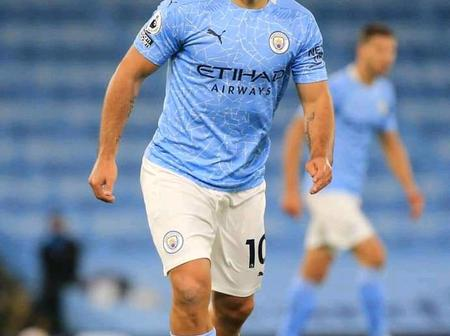 Pep Guardiola Asks Manchester City Board To Sign This Tottenham Star To Succeed Sergio Aguero