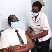 Leading by Example:Meru Governor Becomes First person in The County To Receive Covid 19 Vaccine