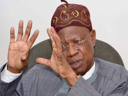 Today's Headlines: Advertising Bodies Reply Lai Mohammed Over Plan To Fine Brands Adverting On CNN, Sponsors Of Boko Haram Will Shock Nigerians – Garba Shehu.