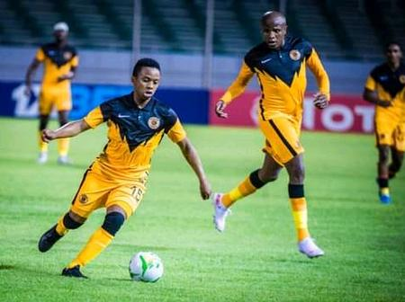 Yesterday history was made by Kaizer Chiefs players and coach