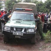 Taita Taveta Residents Agitated After Finding Decapitated Woman's Body