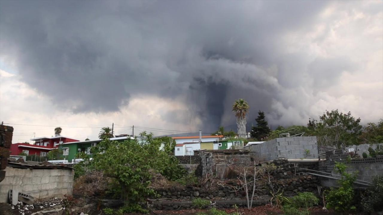 La Palma wird Katastrophengebiet: Vulkanausbruch könnte noch Monate dauern