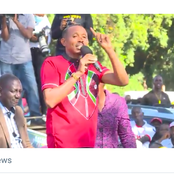 MP Mohammed Ali Leaves Netizens Speechless As He Speaks Fluent Kikuyu Before Ruto in Murang'a(Video)