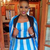 Dazzling Photos of Maggie of Maria Citizen TV Series Away From The Television