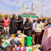 Repentant Looters Return Items After Hearing The Gospel At Prayer Revival (photos)