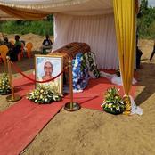 Le geste fort apprécié de Bédié aux funérailles de la mère de Boga Doudou