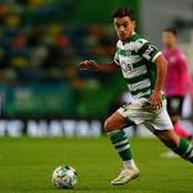 Meet Pedro; the new Bruno Fernandes at Sporting CP