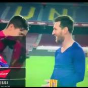 Elche Goalkeeper Asked For Messi's Shirt After The Game But What Messi Did Afterwards Suprised Him
