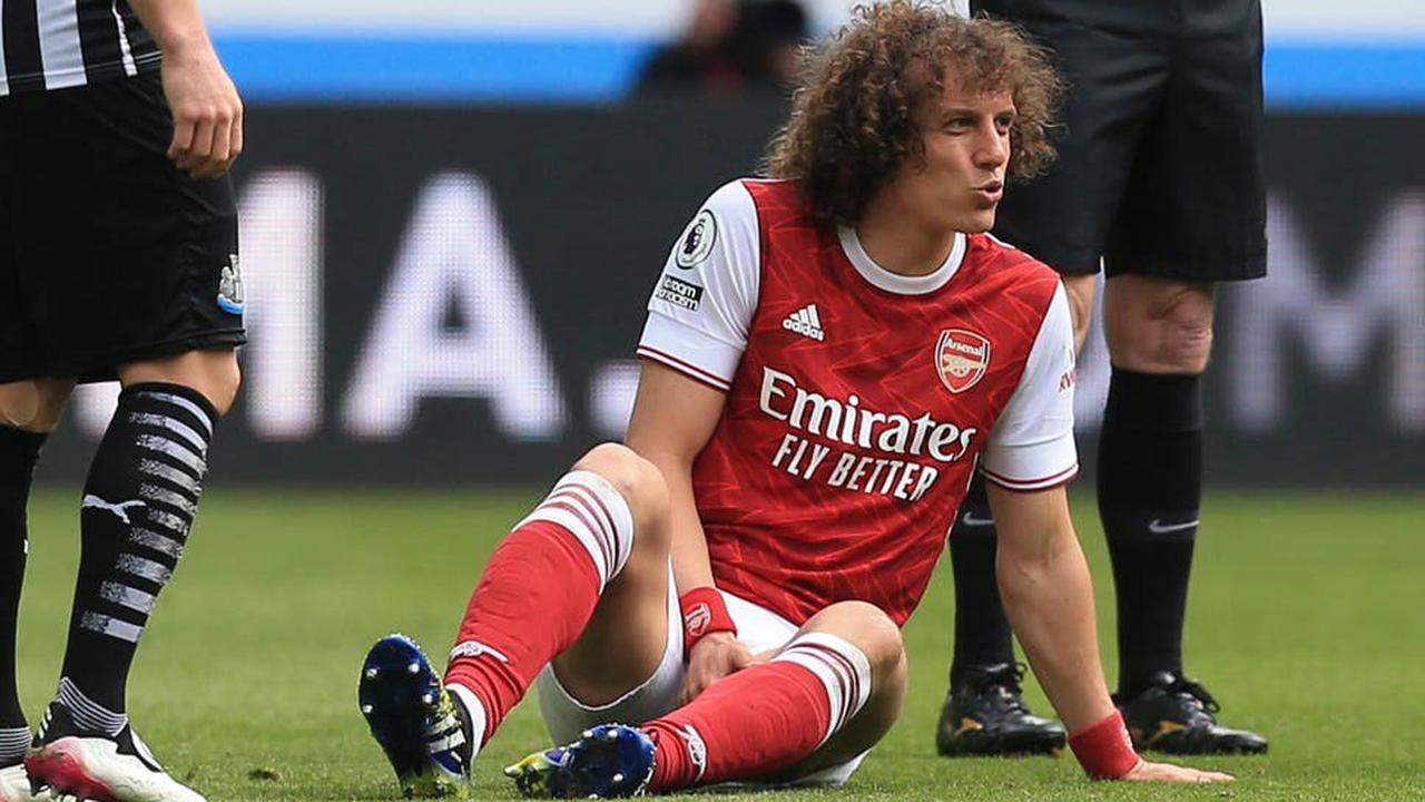 Arsenal suffer fresh Luiz injury blow ahead of Villarreal second leg