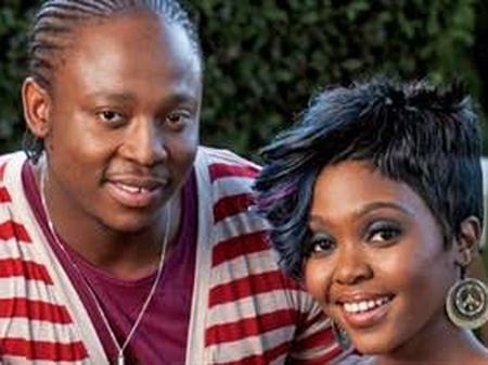 Shona Ferguson and Sharon from Generations have a baby together?