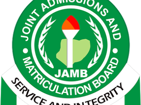 JAMB 2020 Admission Status Checking Portal Opened (Accept/Reject)