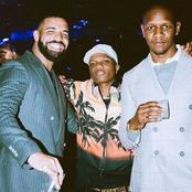 Fans react as Drake plays Wizkid's Album on his sound Radio