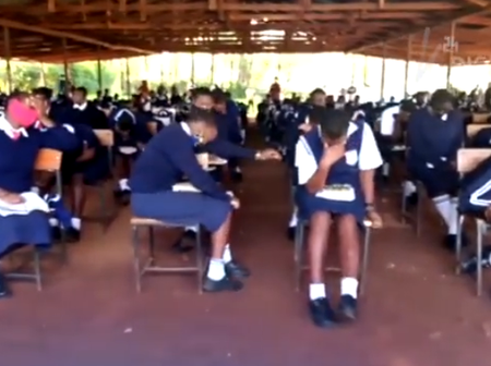 Kenyans Unleash Anger on Education CS after Heartbreaking Video of Mourning Students goes Viral