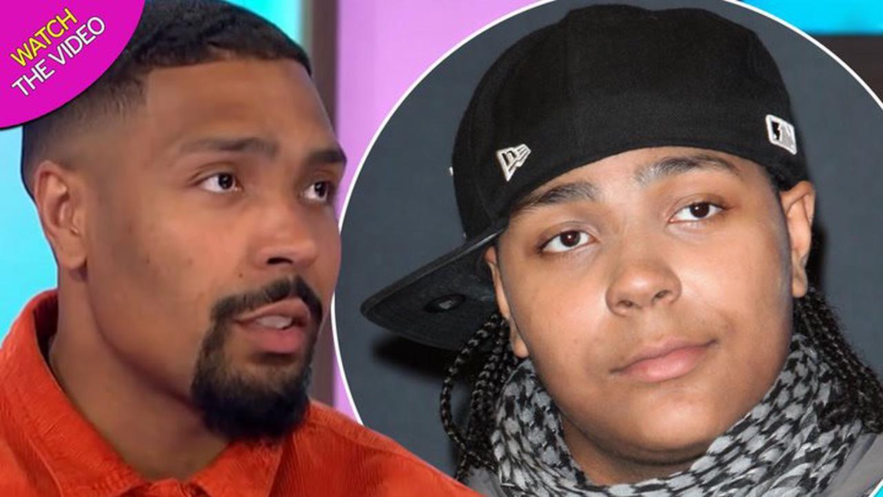 Diversity's Jordan Banjo said he felt like a 'fraud' when he was dancing at 23st