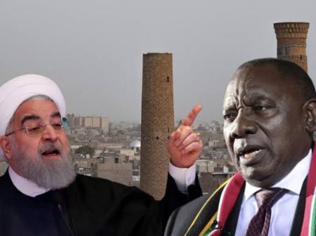 Iran Gives South Africans And Ramaphosa Strong Message On Intending To Trade With SA