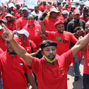 COSATU: Mboweni Failed To Acknowledge Government Debt To Workers In Budget Speech. Is Govt At War?