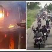 Today's Headlines: Military Base Attacked By Bandits In Katsina,