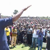 Mjipange! Ruto Tells Raila Mudavadi And Kalonzo, Gives Firm Stand On BBI ( Video)