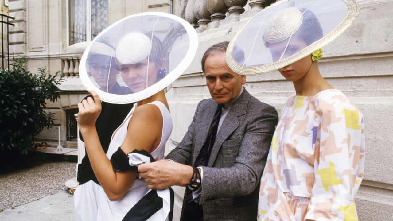 French designer Pierre Cardin dies aged 98