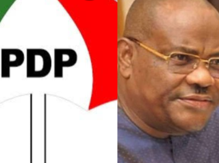 Today's Headlines: Former PDP Chairman Decamps To APC, Nyesom Wike Receives Covid-19 Vaccine