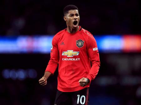 Marcus Rashford Gives A Hint On Who His Best Afrobeat Singer Is