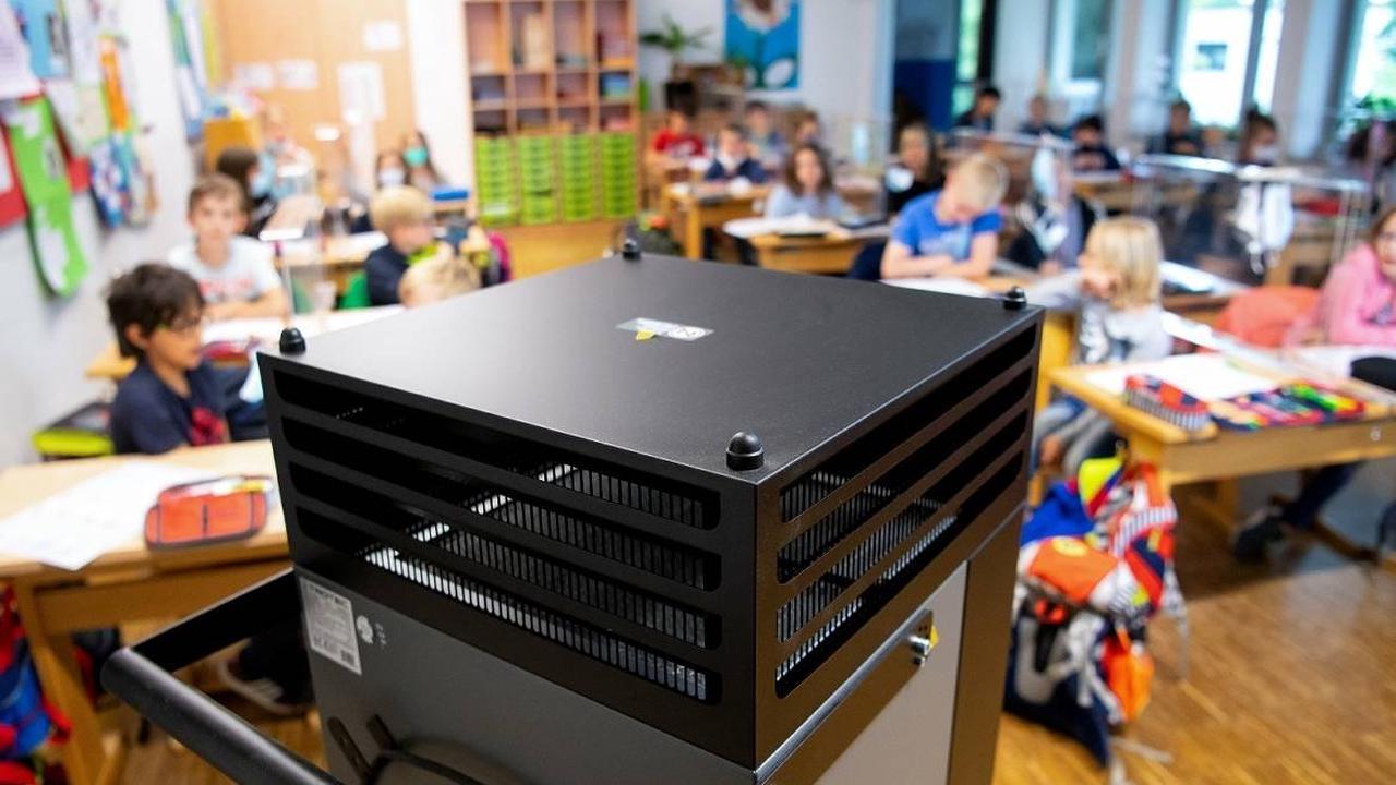 Warum die Stadt Kempen auf Luftfilter an Schulen verzichtet