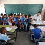 اقتراح| إغلاق المدارس لمدة شهر والدراسة من البيت حرصا على حياة أبنائنا الطلاب لمواجهة فيروس كورونا