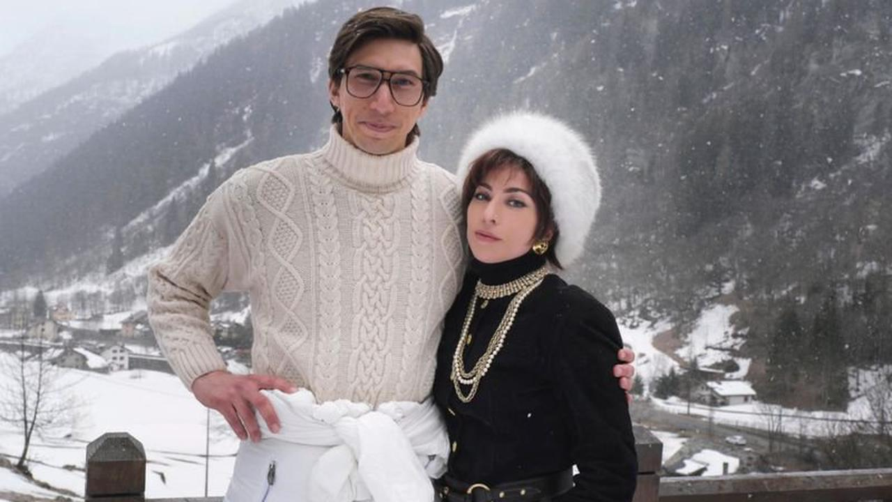 Adam Driver and Lady Gaga star in the new 'House of Gucci' trailer