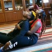 Erick Omondi And Shakilla's Post Causes An Uproar Online