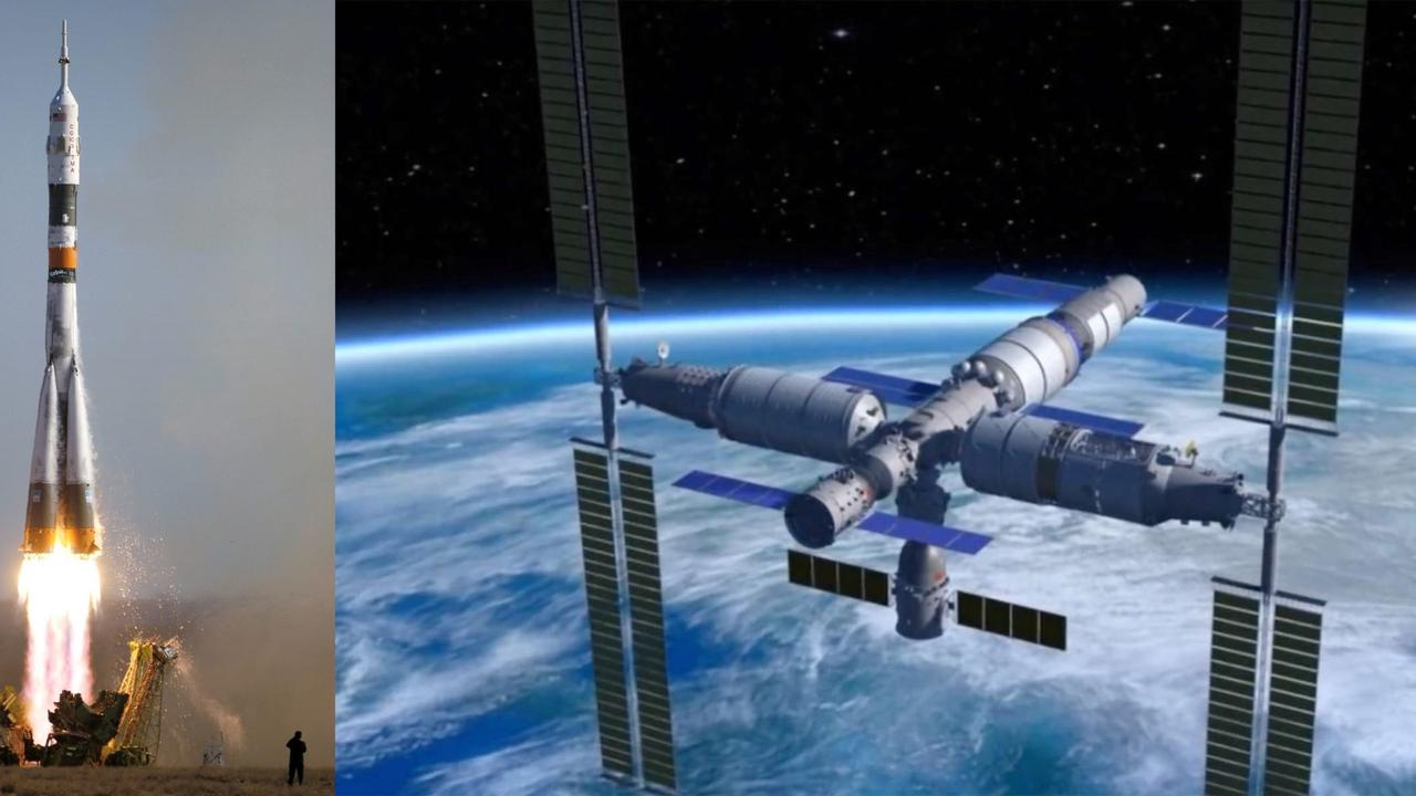 La Russie veut envoyer des cosmonautes dans la nouvelle station chinoise