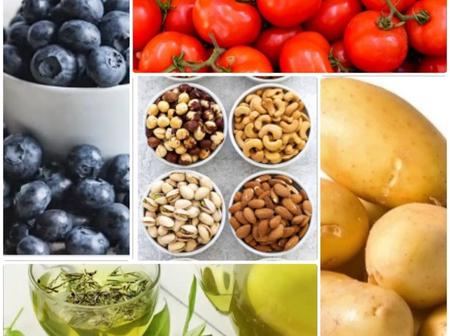Forget About Bleaching Cream, Check Out 10 Foods That Can Make Your SkinTo Glow and Smoth