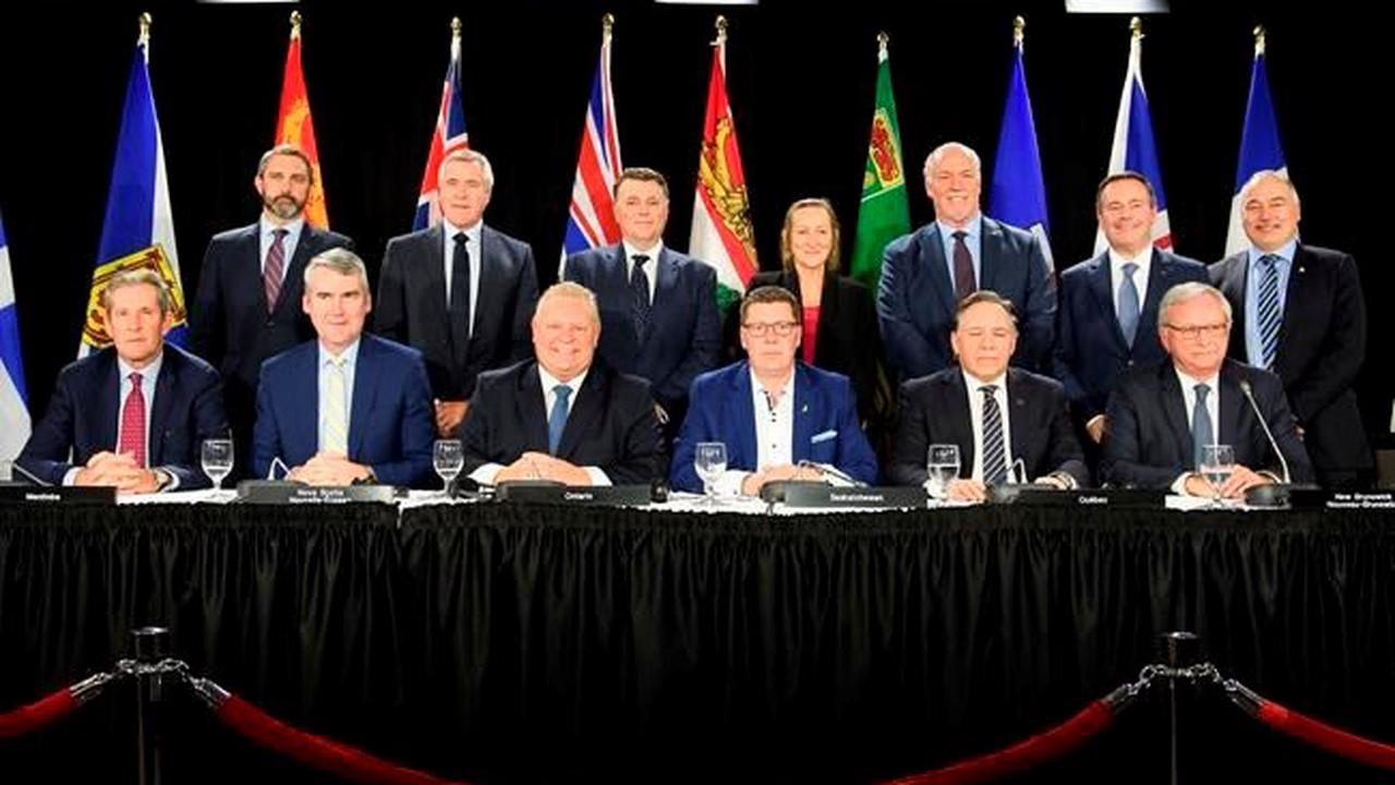 Poll suggests low levels of satisfaction over Prairie premiers handling of pandemic