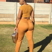 Remember The South African Maths Teacher Who Went Viral Because Of Her Curves, See Her Recent Pics
