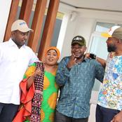 Junet Mohammed Speaks After A Private Meeting With Baba Planning To Meet The People At Mombasa