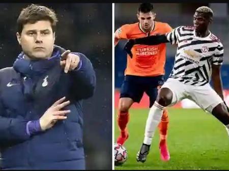 Mauricio Pochettino 'makes Paul Pogba top Paris Saint-Germain transfer target'